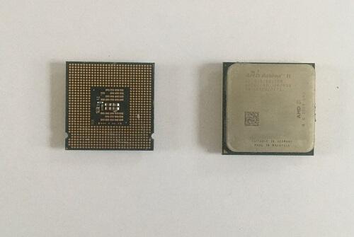 CPU–fémkupakos P4